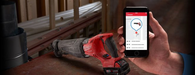 Milwaukee Tool Adds Geofencing Option to Tool Tracking App