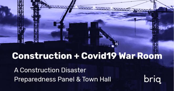 COVID-19 Construction Webinar
