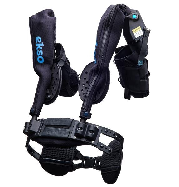 via Ekso Bionics