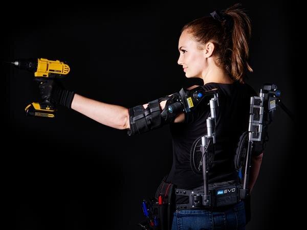 The Ekso EVO, via Ekso Bionics